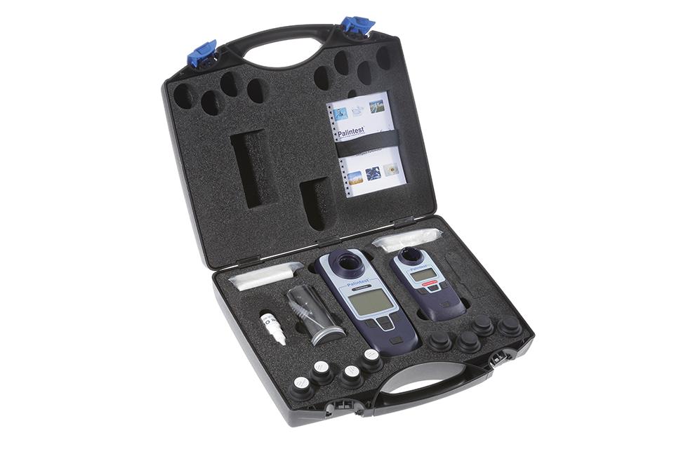 Kit Photométre Turbidité/TSS et Chlorine (Gamme haute)