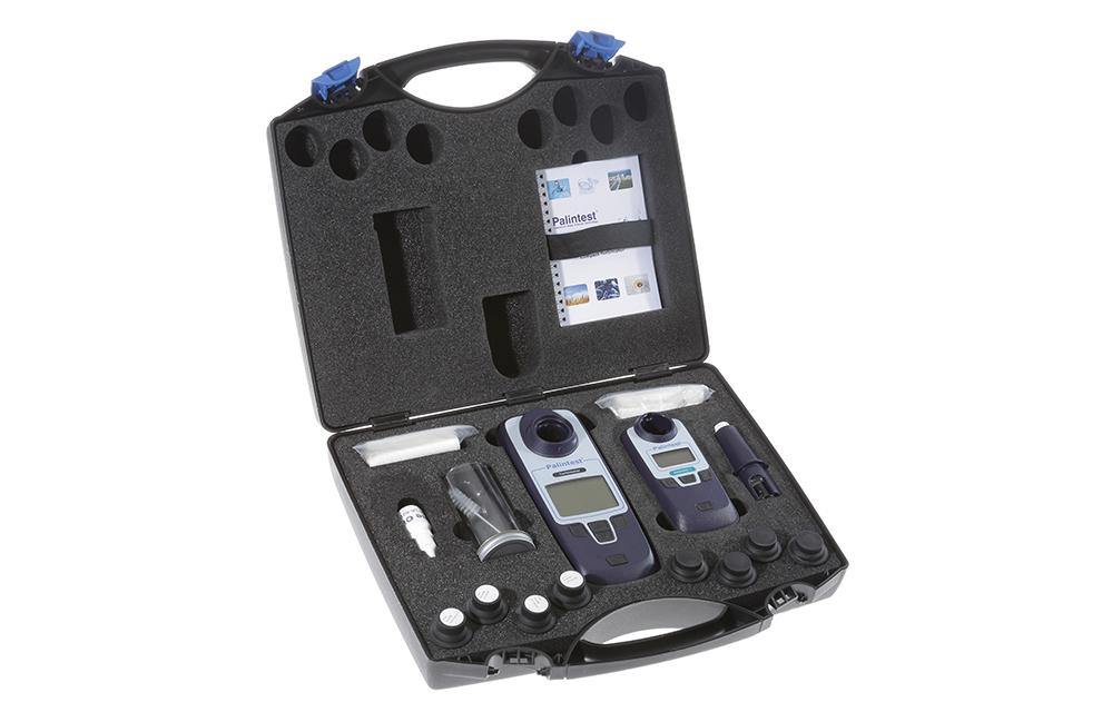 Kit Photomètre de Turbidité/TSS et Ammonia (Nessler)