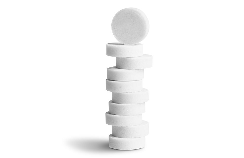 Tablettes de Réactifs pour Photomètre Pooltest