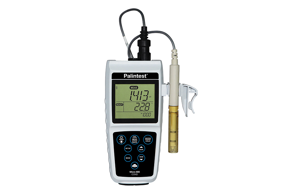 Conductimètre/Appareil de Mesure TDS à Main Micro 800
