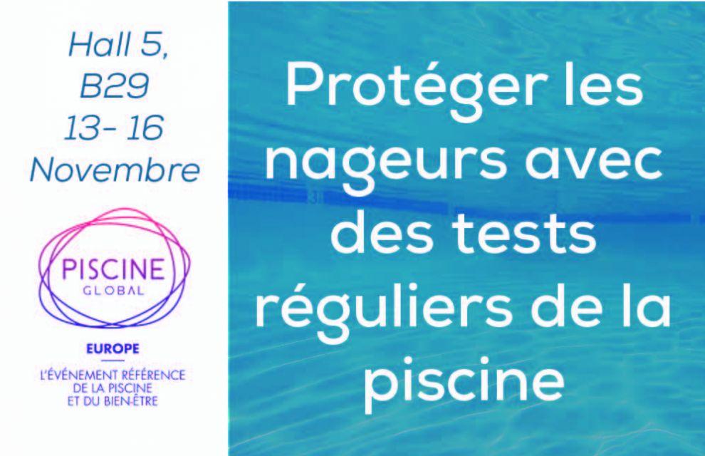 Protéger les nageurs avec des tests réguliers de la piscine