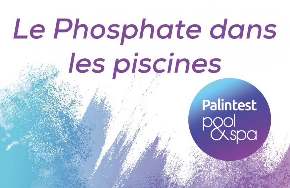 Le phosphate dans les piscines