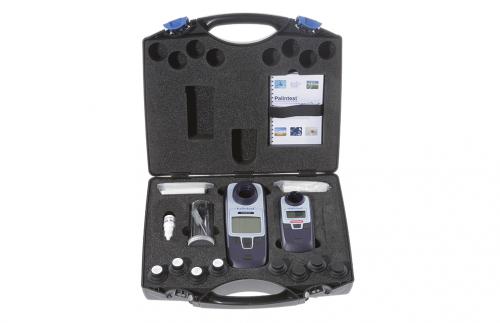 Combinaison Kit Photomètre (chlore, turbidité, TSS)